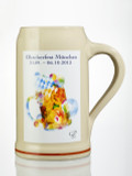 Official 2013 Oktoberfest Munich Beer Mug