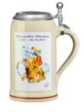 Official 2013 Oktoberfest Munich Beer Stein