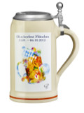 Official 2013 Oktoberfest Munich Beer Stein