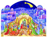 Christmas Story 3D German Advent Calendar