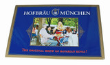 Hofbrauhaus HB Beer Garden Metal Sign