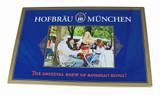 Hofbrauhaus HB Beer Garden Metal Sign