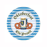 "Oktoberfest Party 7"" Cocktail Plate 8pk"