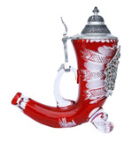Lord of Crystal Austria Horn Beer Stein