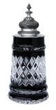 Lord of Crystal Beer Stein Black