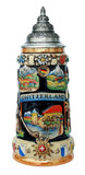 Switzerland Commemorative Beer Stein