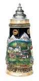 Berchtesgaden Souvenir Beer Stein