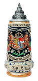 Land of Bavaria Beer Stein