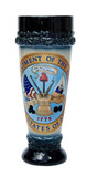 Army Stoneware Wheat Beer Cup