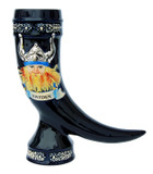 Sweden Viking Drinking Horn