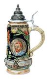 Van Gogh and Rembrandt Artist Beer Stein
