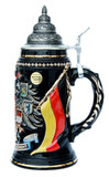 Deutschland (Germany) Eagle Coat of Arms Beer Stein