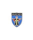 Munich Shield German Hat Pin