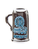 Oktoberfest Beer Mug German Hat Pin