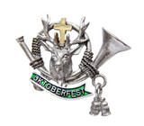 Oktoberfest Hunters Stag German Hat Pin