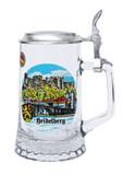 Heidelberg Glass Beer Stein