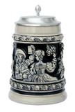 Enjoy Life Traditional Beer Stein Cobalt