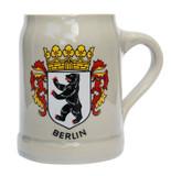 Berlin Rastal Stoneware Beer Mug 0.5 Liter