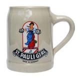 St Pauli Girl Rastal Stoneware Beer Mug 0.5 Liter