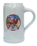 Nuremberg Rastal Stoneware Beer Mug 1 Liter
