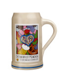 Munich 2014 Official Oktoberfest Beer Mug