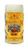 Oktoberfest Dimpled Oktoberfest Glass Beer Mug 0.5 Liter