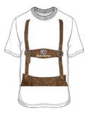 Hacker Pschorr Lederhosen Oktoberfest T-Shirt