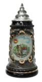 Habsburg Castle Souvenir Beer Stein
