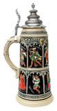 Medieval Months Limitat 2015 Beer Stein
