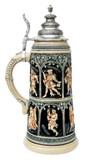 Medieval Months Limitat 2015 Beer Stein Cobalt