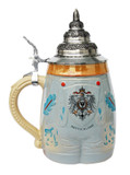 Dirndl and Lederhosen Beer Stein