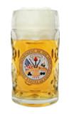 Traditional 0.5 Liter Oktoberfest Mug with US Army Seal