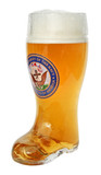 US Navy Glass Beer Boot 1 Liter
