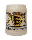 Baden Wuerttemberg Rastal Stoneware Beer Mug 0.5 Liter
