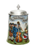 Wedding March Porcelain Beer Stein