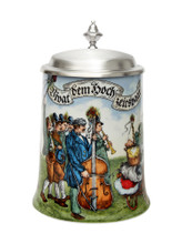 Unique Handmade Wedding Beer Stein