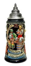 Personalized Oktoberfest Souvenir Mug for Sale