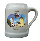 Siegen Rastal Stoneware Beer Mug 0.5 Liter