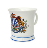 Hofbrauhaus Lion Crest Ceramic Coffee Mug