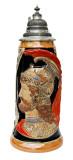 Peter Duemler Ares Trojan War Limitat 2003 Beer Stein