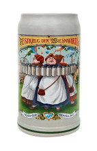 Official Oktoberfest 2012 Beer Mug