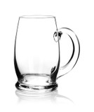 Riva Mouth Blown Glass Beer Mug 0.5 Liter