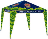 Paulaner Beer Garden Gazebo | 7' x 7'