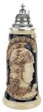 King Limitaet 2009 | Peter Duemler Minerva Antique Style Beer Stein