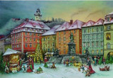 Christmas Market in Graz Austria German Advent Calendar