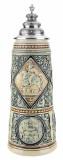 King Limitaet 2006 | King Solomon Antique Style Beer Stein