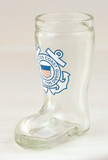 Coast Guard Beer Boot Shot Glass
