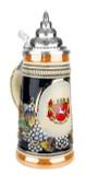 Niedersachsen German Beer Stein