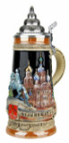 Saint Petersburg Russia Beer Stein