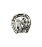 Horses German Hat Pin